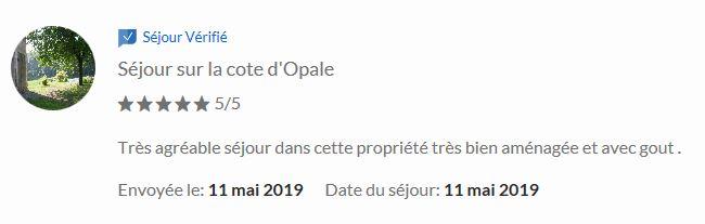 Séjour Cote d'Opale | Gite Le Bois Roger