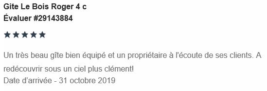 Gite Hardelot Cote d'Opale | Gite Le Bois Roger Cote d'Opale